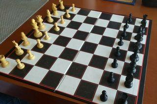 Juego de Ajedrez / Chess