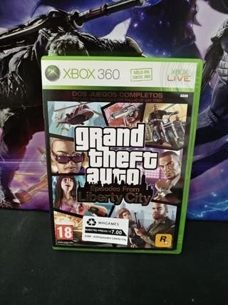 Xbox 360 - GTA Episodes From Liberty City (S)