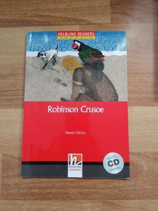 Libro en inglés: Robinson Crusoe