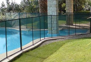 valla de seguridad piscina 15m lineales