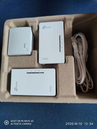 PLC con wireles (wifi) TP_LINK AV600