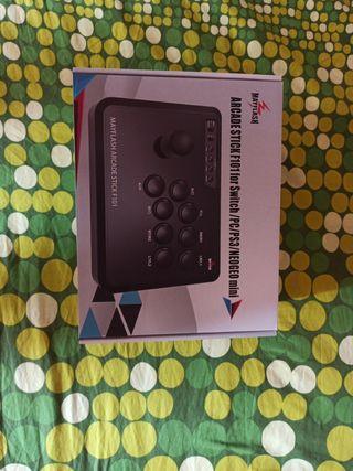 Mayflash Arcade Stick F101. Switch/PC/PS3