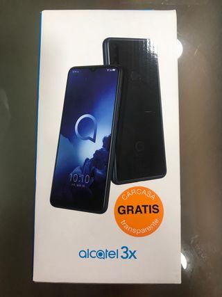 Alcatel 3x nuevo a estrenar