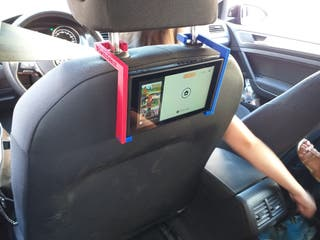 Nintendo switch coche