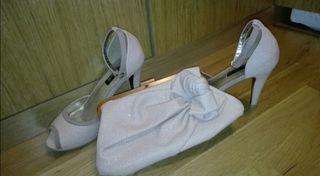 Zapato y Bolso Mujer
