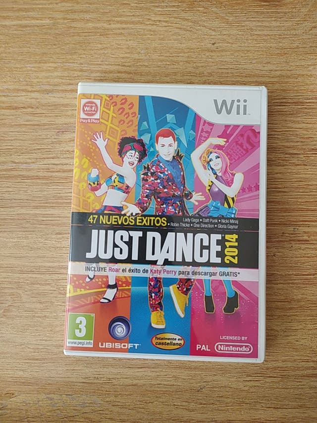 Just Dance 4, 2014 y 2015 Wii