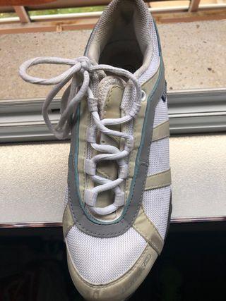 Zapatillas ciclismo con calas