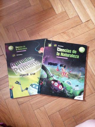 libro ciencias de la naturaleza 6 primaria