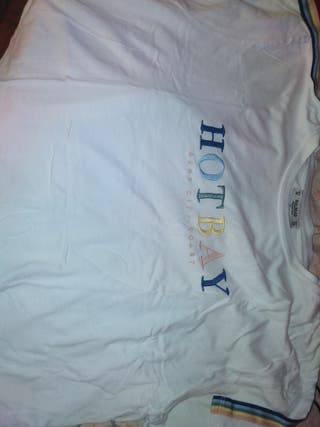 Camiseta Hotbay