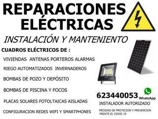 TÉCNICO ELECTRICISTA-TELECOMUNICACIONES