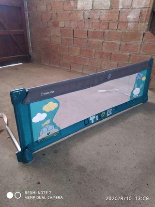 barandilla cama de 90 cm