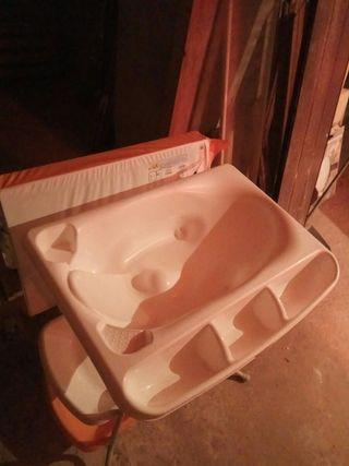 bañera/ cambiador