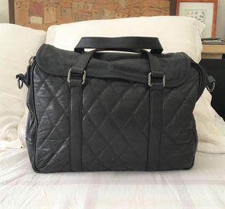Bolso para ordenador y maletín, GIORGIO ARMANI