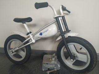 Bicicleta evolutiva de Imaginarium con pedales