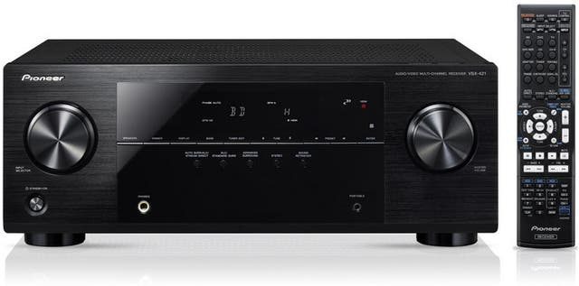 HOME CINEMA AMPLIFICADOR PIONEER VSX-421