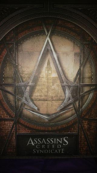 Caja expositora Assassin's Creed Syndicate