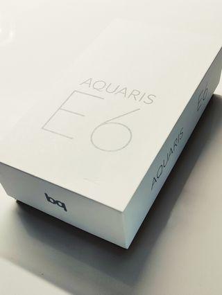Bq Aquaris E6 NEGOCIABLE