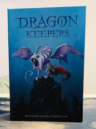 Dragon Keepers. Juego de mesa.