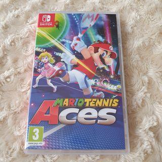 Juego Mario Tennis Aces para Nintendo Switch