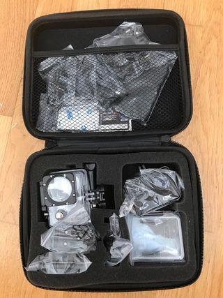 Se vende cámara deportiva CBX 4K