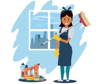 Limpieza de casas, locales, porterías....