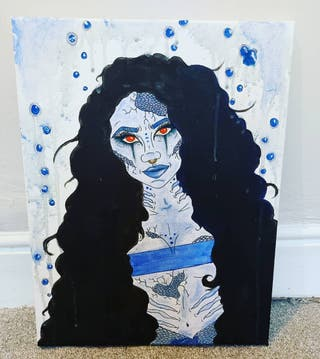 Siren Canvas
