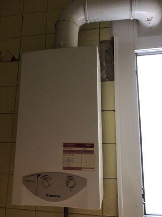 Calentador de agua Junkers