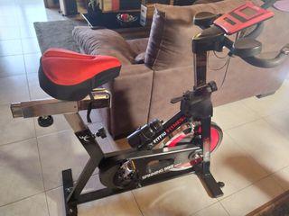 Spinning Bici Estática Fitness Pro