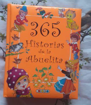 libro 365 historias