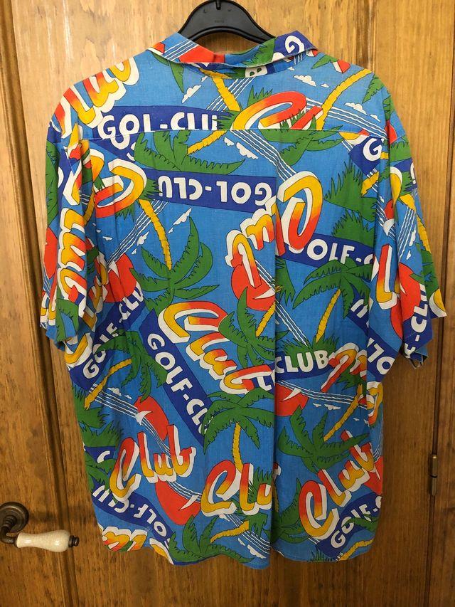 Camisa vintage club golf