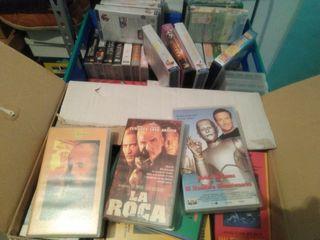 Cintas de video VHS, MÚLTIPLES TITULOS, 25 cintas