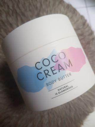 crème coco cream corps hello body
