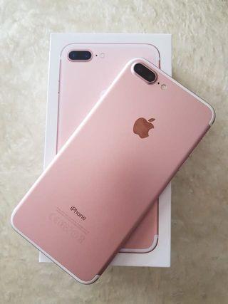 iPhone 7 Plus rosa 32GB