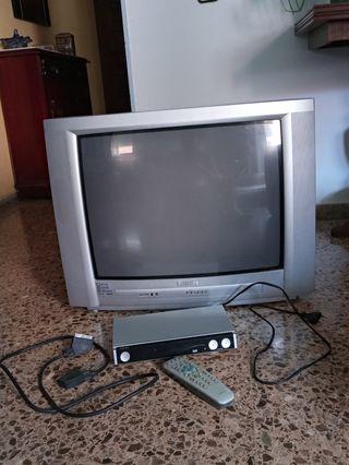 Televisión Philips.