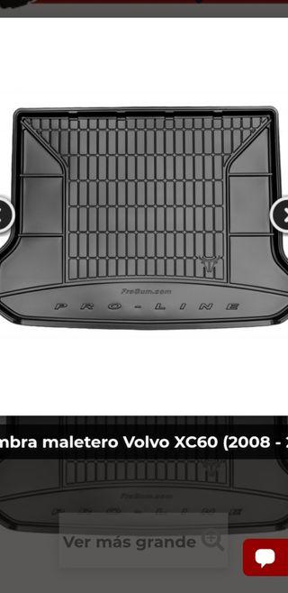 Protector de goma maletero Volvo XC60
