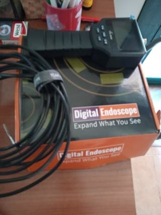 Endoscopio digital