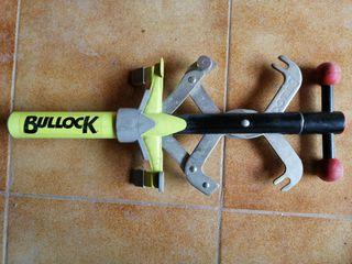 antirrobo bloquea pedales Bullock