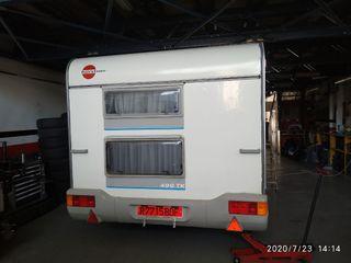 Caravana Burstner City tk490