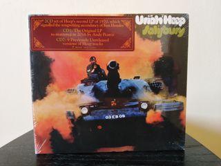 URIAH HEEP Salisbury 1971 2 CDs Deluxe Edition