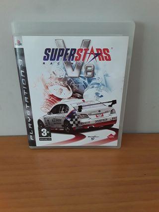Super stars V8 legends racing ps3