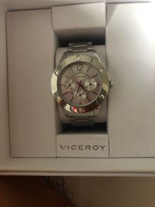 Reloj viceroy plata