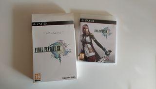 Final Fantasy XIII ed. coleccionista ps3