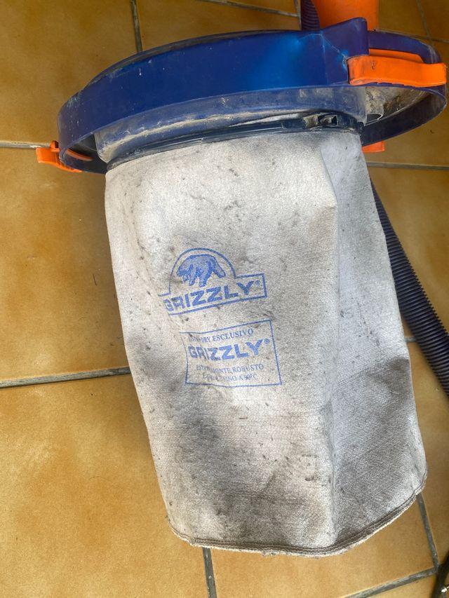 Aspirador Industrial Grizzly modelo aton