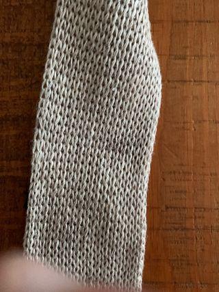 Corbata de lino