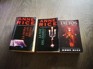 Trilogía Las Brujas de Mayfair. Anne Rice