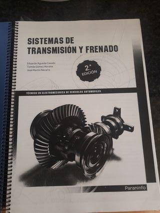 sistemas de transmision y frenado 1 ciclo
