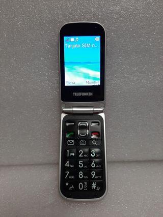teléfono móvil Telefunken