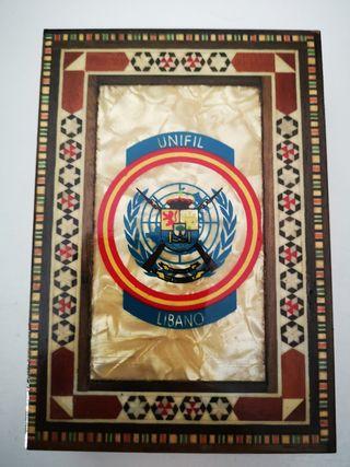Caja UNIFIL del libano ver fotos