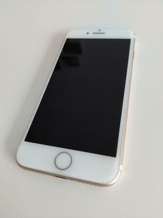 iPhone 7 32GB oro rosa en buen estado