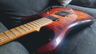 Guitarra Sterling Musicman JP 150 FM